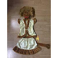 Детский карнавальный костюм Обезьянка Оксанка