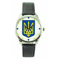 Часы Герб на черном