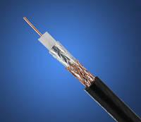 Кабель коаксиальный (антенный) 75 Om, RG-6, RG-59, RG-8, RG-11