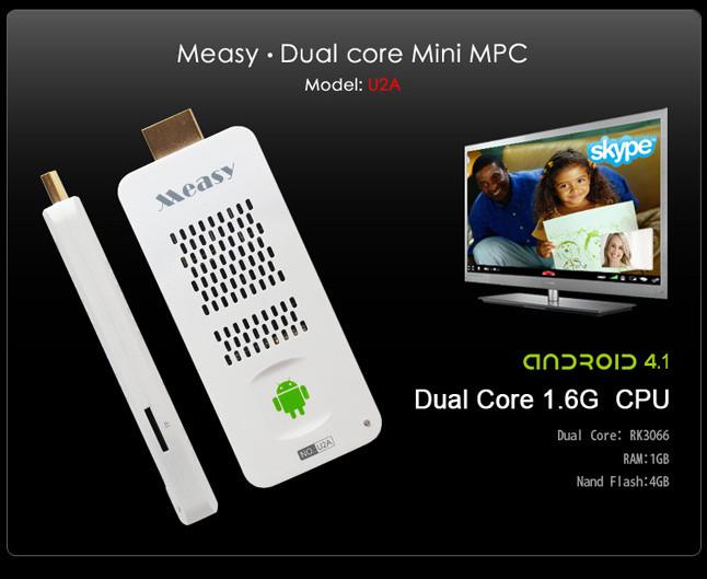 Smart TV Box android 4.2 UA2