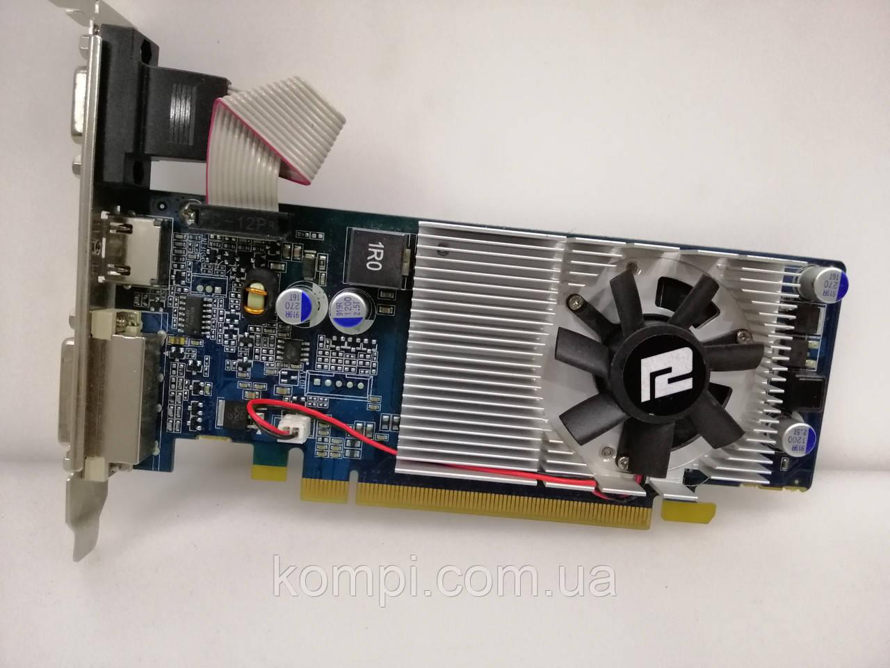 Видеокарта NVIDIA GT 210 512 MB PCI-E HDMI