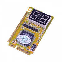 Тестер ноутбука анализатор Mini PCI/PCI-E LPC POST
