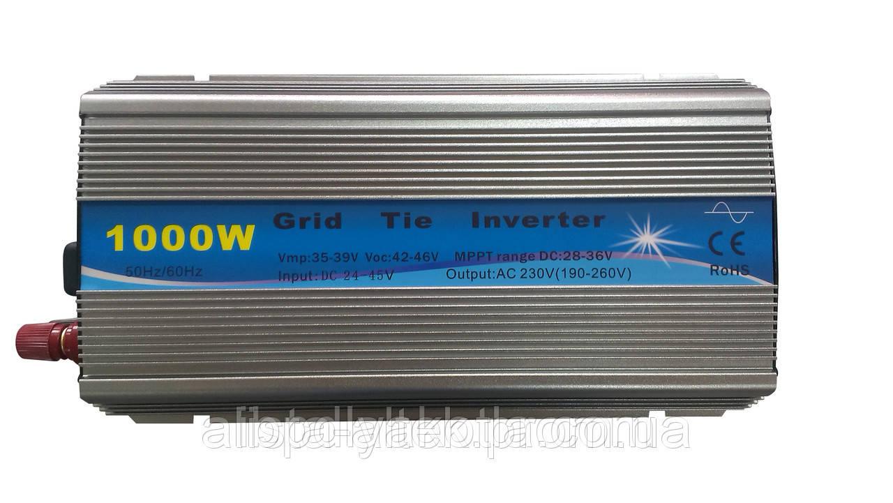 Сетевой инвертор Altek AGI-1000W 1000Вт
