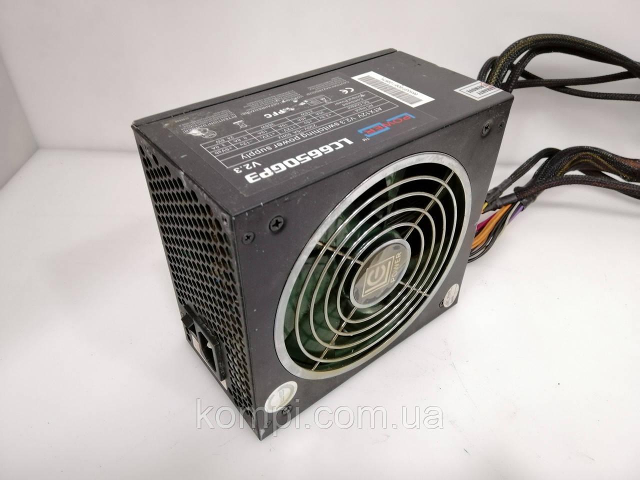 Блок питания 550W LC Power LC6550 GP3 v2.3   б/у