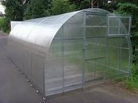 Доп. секция к теплицам с поликарбонатом 4мм