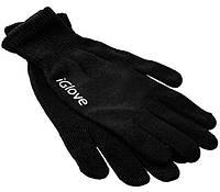 Перчатки для сенсорных экранов iGlove черные, фото 1