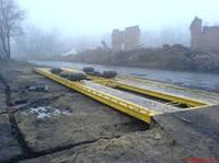 Автомобильные весы 60 тонн 18 метров УВК-А18-СН60