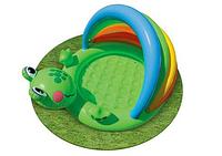 Детский надувной бассейн Intex 57416 лягушонок