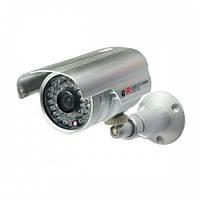 Внешняя цветная камера видеонаблюдения CCTV 659-2, фото 1