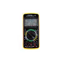 Цифровой профессиональный мультиметр DT-9205A, фото 1