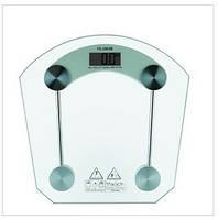 Електронні підлогові ваги Digital 150кг квадрат, фото 1