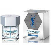 Чоловіча туалетна вода Y. S. Laurent l'homme Libre Cologne Tonic 60ml