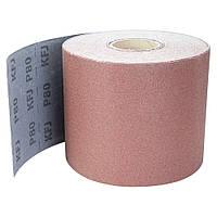 Шлифовальная шкурка тканевая рулон 200ммх50м P80 Sigma (9112651)