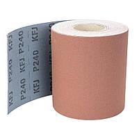 Шлифовальная шкурка тканевая рулон 200ммх50м P240 Sigma (9112711)