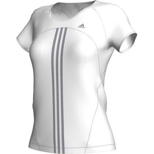 Футболка спортивная, женская adidas CL Q3 TR TEE O05155 адидас