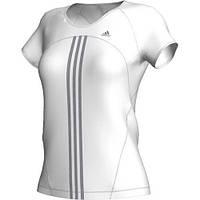 Футболка спортивная, женская adidas CL Q3 TR TEE O05155 адидас, фото 1