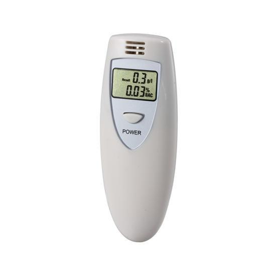 Кишеньковий цифровий алкотестер з LCD Digital Breath