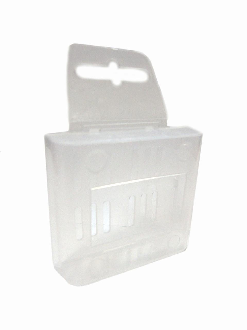 Кейс коробочка для акумуляторів AA AAA Hole