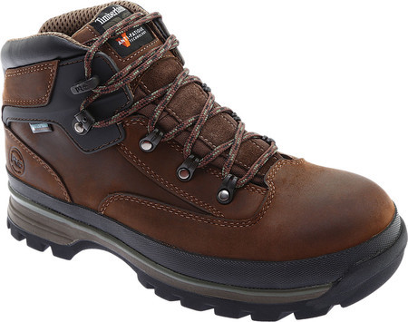 Мужские ботинки Timberland PRO Euro Hiker Alloy Toe Work Boot Brown Full  Grain Leather - SaleUSA 8f4e83971ca