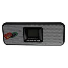 Портативная MP3 колонка USB плеер FM AT-8860 Black