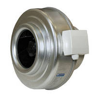 Канальный вентилятор Systemair (Системаир, Системэйр) K\KV 125