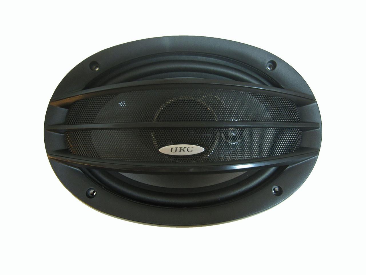 Автомобільна акустика колонки овали UKC-6964S 400W