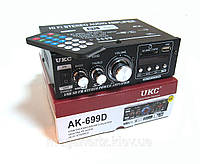 Усилитель UKC AK-699D MP3 FM 220v 12v, фото 1