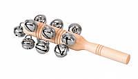 Goki Музыкальный инструмент - Бубенчики на ручке