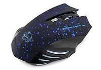 Беспроводная игровая мышь мышка 6D Gamer Mouse, фото 1