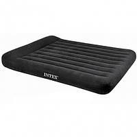 Надувне ліжко INTEX 66779 з вбудованим насосом, фото 1