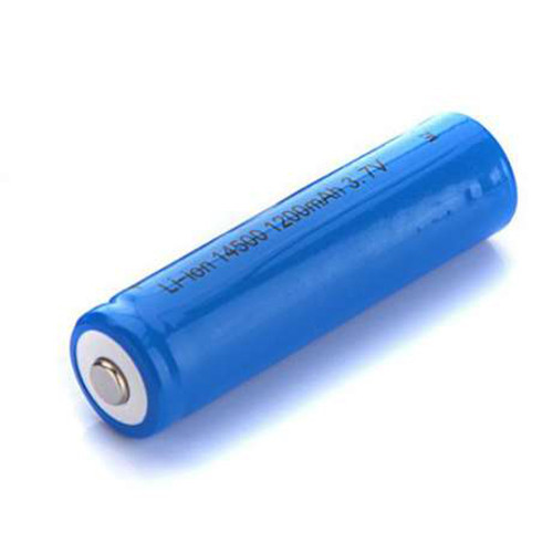 Аккумулятор Li-Ion Bailong 14500 1200 mAh 3.7V