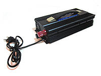Преобразователь инвертор 12V-220V 3000W с зарядкой, фото 1