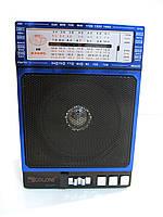Радиоприемник колонка MP3 Golon RX-077 Blue, фото 1