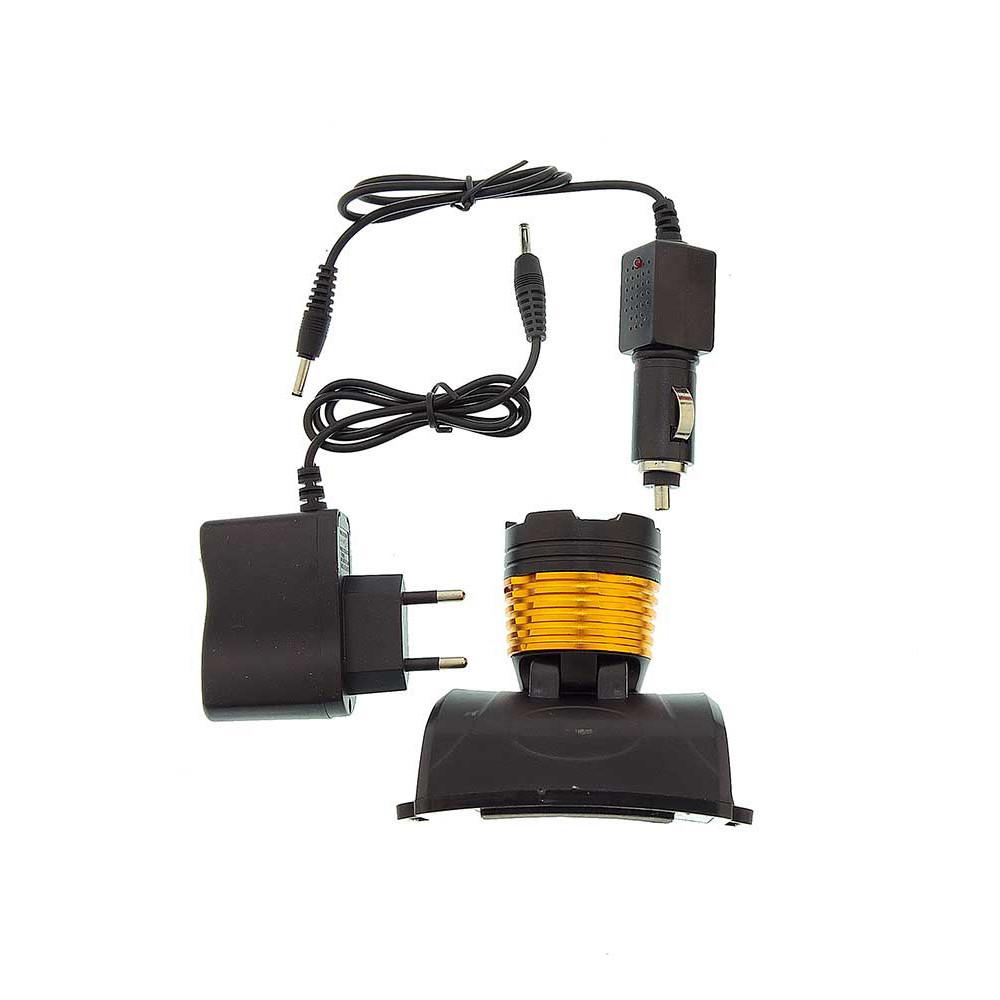 Ліхтарик налобний ліхтар Police BL-6968 T6 50000W