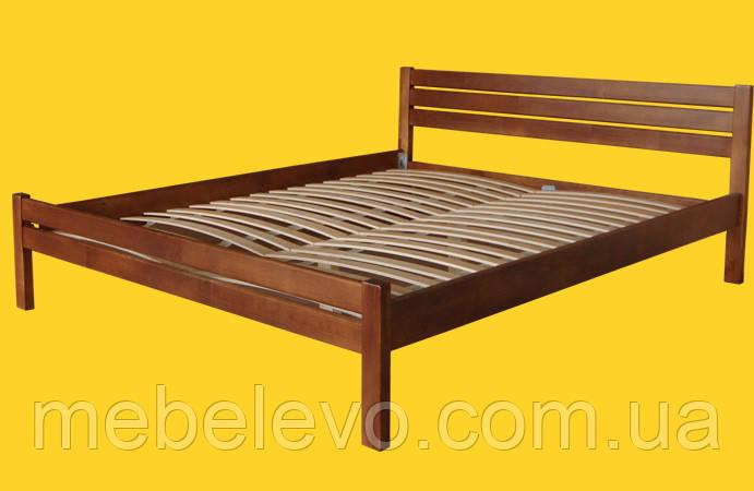 Полуторная кровать Классика 120 ТИС 750х1280х2085мм