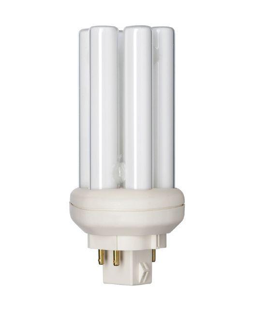 Лампа PL-T 18W / 840 4P GX24q-2 PHILIPS
