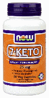 7-Кето, Now Foods, 7-Keto, 25 mg, 90 Veggie Caps