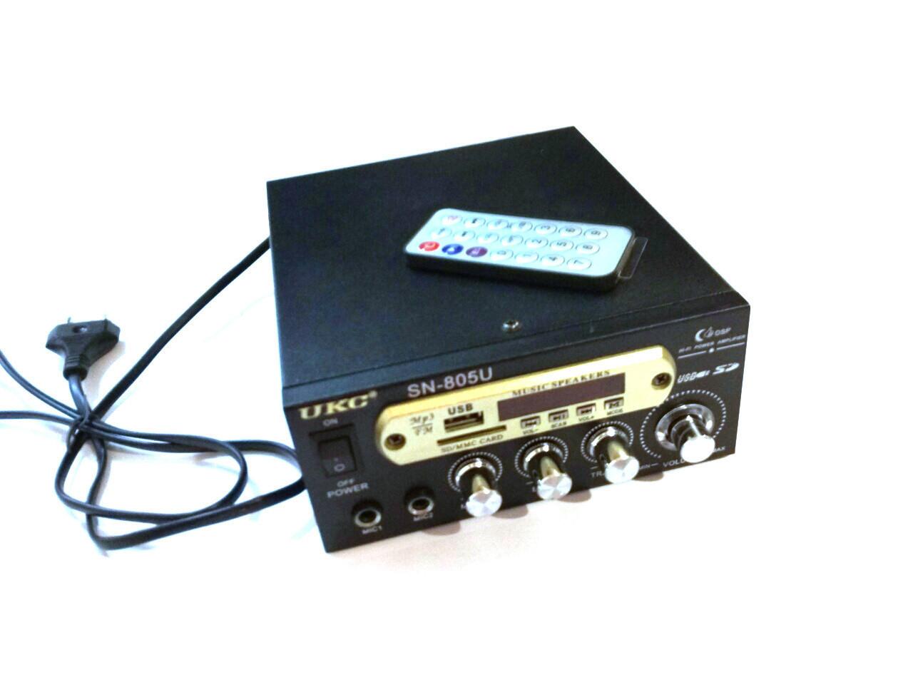 Підсилювач звуку UKC SN-805U MP3 FM