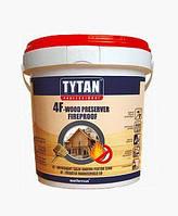 Tytan 4F Огнебиозащита, концентрат 1:4, 20 кг