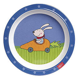 Sigikid Тарелка Racing Rabbit