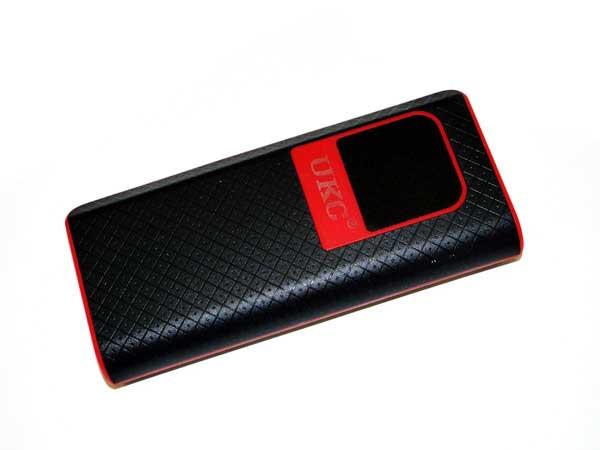 Портативное зарядное Power Bank 18000 mah LCD