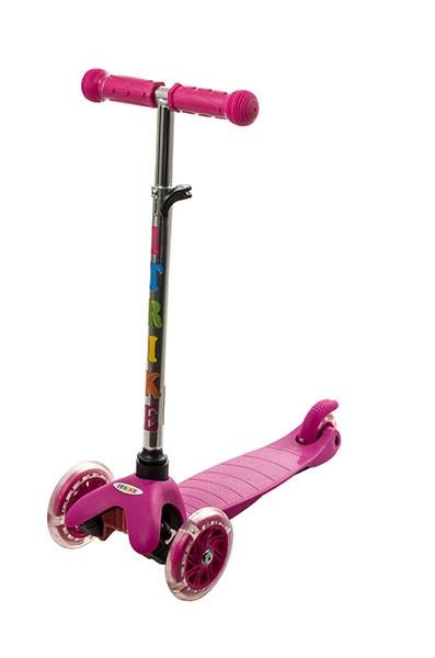 Трехколесный самокат iTrike Scooter 3-013-4 Pink, фото 1