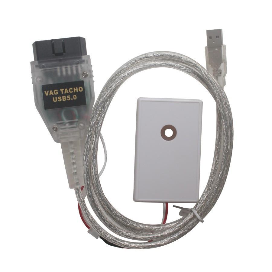 VAG Tacho USB v5.0 корректор одометра ЭБУ EEPROM, фото 1