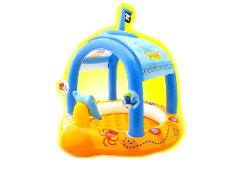 Детский бассейн с навесом Intex 57426