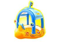 Детский бассейн с навесом Intex 57426, фото 1