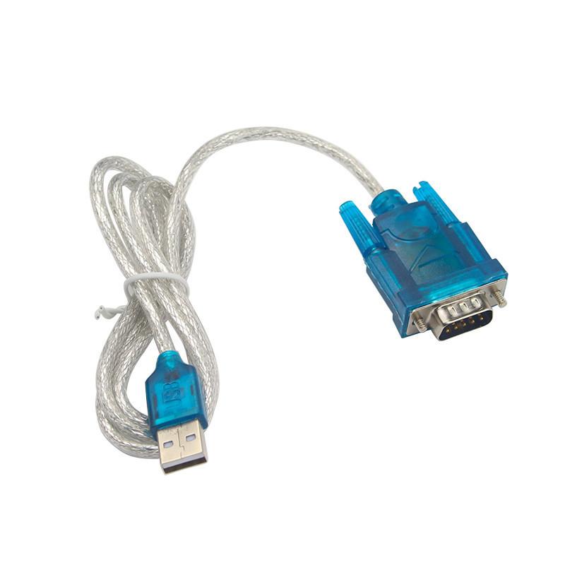 10x Перехідник адаптер USB-кабель RS232 COM DB9