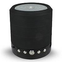 Портативна bluetooth колонка MP3 плеєр WS-631 BLC, фото 1