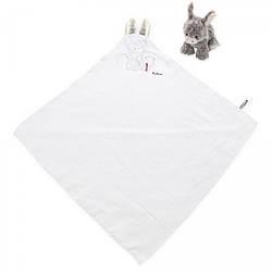 Подарочный набор Kaloo Les Amis Одеялко с игрушкой Ослик K962995