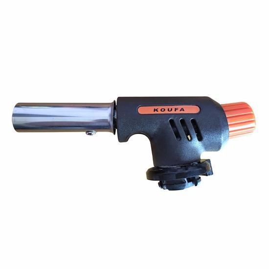 Газовый резак горелка зажигалка Koufa D-169