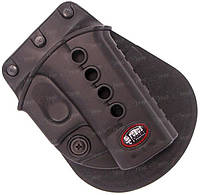 Кобура Fobus Roto-Holster Paddle для пистолетов Glock 17/19,Форт-17. Регулируемый угол наклона